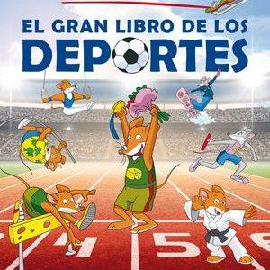 EL GRAN LIBRO DE LOS DEPORTES GERONIMO STILTON